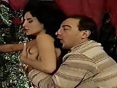 roberto malone e Maria De Sanchez in La Gitana scena