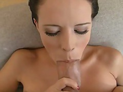 Rocco Siffredi Enjoy the hard blowjob from a hot chick