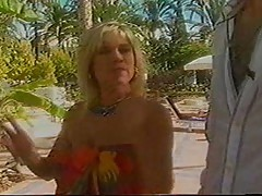 British Samantha Fox - Calendar Girl 1997