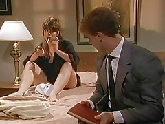 Christy Canyon and Scott Irish