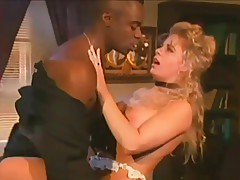Blonde PAWG Kim Chambers & Sean Michaels - Rare