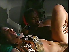 Sean Michaels and Unknown Woman