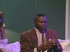 Vintage Interracial - Sean Michaels & Tanya Storm
