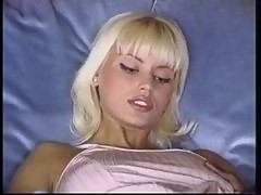 Vintage Interracial-Sean Michaels and Anita Blonde