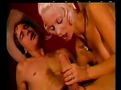 SH Retro Pornstar Seka Fucked By Huge Cowboy'y Cock
