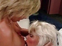Sharon Kane and Victoria Paris