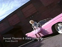 Sunset Thomas and Stacy Valentine
