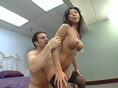 Tia ling fucks t.t. boy Her best scene! asian street hookers kung pao pussy