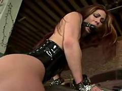 Tiffany Mynx-Anal Slave
