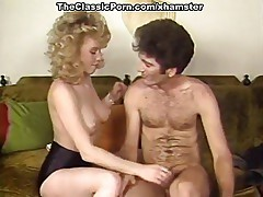 Barbii, Tracey Adams, Busty Belle in classic fuck movie