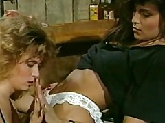 Tracey Adams and Tori Welles Retro Lesbian Sex