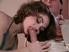 Vanessa Chase gives a nerd her asshole