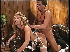 Victoria Paris and Peter North get hot